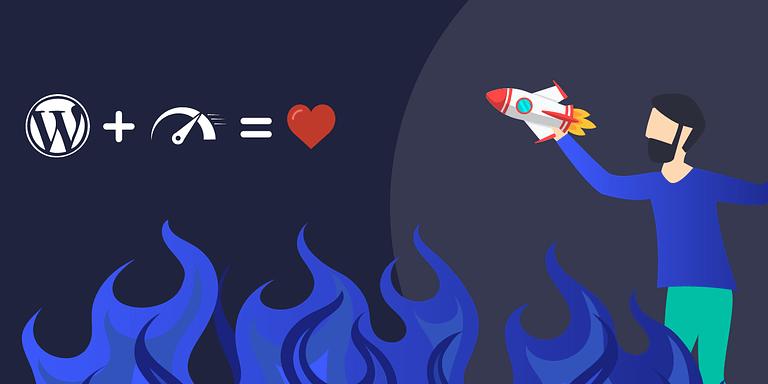 12 βήματα για ένα ταχύτερο WordPress 🚀
